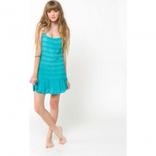 Womens Chantel Dress - Closeout Teal Small by O'Neill
