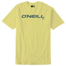 Only One T-Shirt Men's, Banana, M by O'Neill