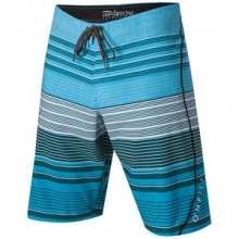 Stripe Freak Boardshorts Men's, Charcoal/Gray, 32 by O'Neill