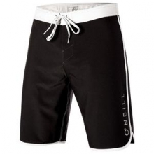 Santa Cruz Scallop Boardshorts Men's, Black, 38 by O'Neill
