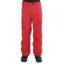 Exalt Insulated Snowboard Pant Men's, Haute Red, XL by O'Neill