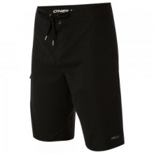 Santa Cruz Solid Boardshort Men's, Black, 38 by O'Neill