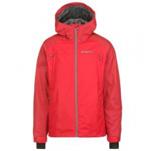 North Insulated Snowboard Jacket Men's, Haute Red, L by O'Neill