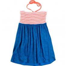 Isabella Dress - Girl's: Ocean, Large (14) by O'Neill