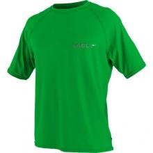24/7 Tech Short Sleeve Crew - Men's: Green, Large by O'Neill