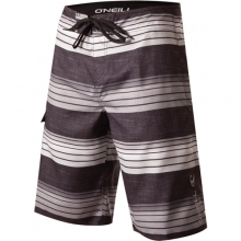 Santa Cruz Stripe Board Shorts - Men's: Black, 32 by O'Neill