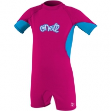 O'Zone Spring Wetsuit - Toddler Girl's: Watermelon/Tahiti/Lunar, 2T by O'Neill