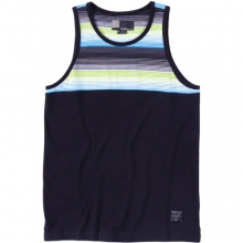 Poncho Tank Top - Boy's: Black, Small by O'Neill