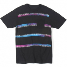Living Color Tee - Boy's: Black, Small by O'Neill