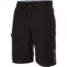 Santa Cruz Solid Board Shorts - Men's: Black, 30 by O'Neill