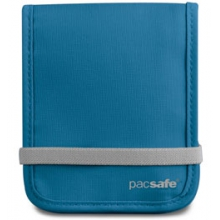 RFIDtec 100 Blocking Bi-fold Wallet - Ocean Blue