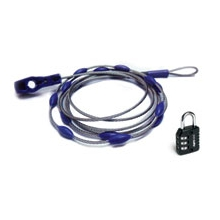 Pacsafe Wrapsafe Adjustable Cable Lock in Iowa City, IA