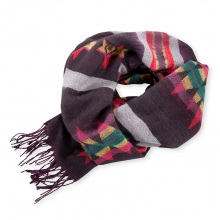 Carmel Scarf Womens - Black in Tarzana, CA