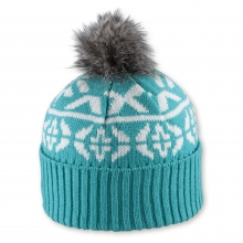 - Ava Hat - XX - Turquoise by Pistil