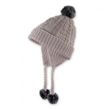 Bettina Earflap Hat - Women's - Putty by Pistil in Vail CO