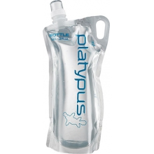 Plus Bottle with Push pull cap by Platypus
