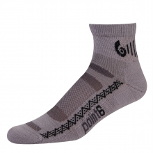 Active Light Mini Crew Sock - Black - Large by Point6