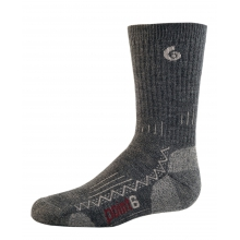 Kids Hiking Tech Medium Crew Sock - Gray - Medium in Ellicottville, NY