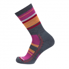 Active Life Multi Stripe Light Crew Sock by Point6