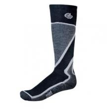 Medium Ski Sock Men's, Black, M by Point6