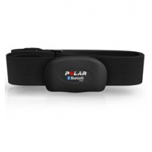 H7 Bluetooth Smart Heart Rate Strap - Black in Logan, UT