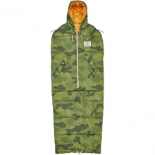Napsack Wearable Sleeping Bag - Camo by Poler