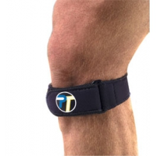 Pro-Tec Patellar Tendon Strap - Black In Size