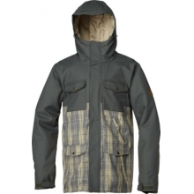 Quiksilver Mens Reply 10k Jacket by Quiksilver