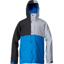 Quiksilver Mens Decade 10K Insulated Jacket by Quiksilver