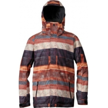 Quiksilver Mens Mission 10K Insulated Jacket by Quiksilver