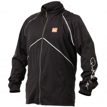 Paddle Jacket Mens - Black L by Quiksilver