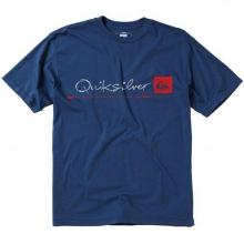 Standard T-Shirt Mens - Scuba S by Quiksilver