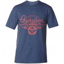 A Frames T-Shirt Mens - Estate Blue Heather M by Quiksilver