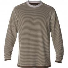 Back Bay 2 Long Sleeve T-Shirt Mens - Bluestone S by Quiksilver