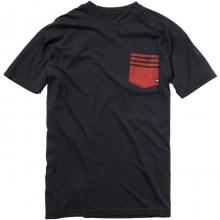 Tips Slim Fit Pocket T-Shirt Mens - Antrhacite M by Quiksilver