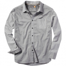 Major Bay Shirt Mens - Black L by Quiksilver