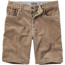 Supertubes 4 Corduroy Shorts Mens - Rope Brown 30 by Quiksilver