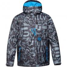 Mens Mission 3N1 10K Jacket - Sale Asphalt Large by Quiksilver