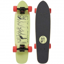 Creatures Cruiser Complete 28 x 7in by Quiksilver