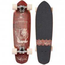 Bottle Cruiser Complete 28.375 x 7.9in by Quiksilver