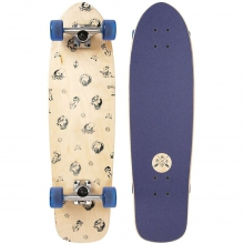 Briny Deep Cruiser Complete 29.87 x 8.62in by Quiksilver