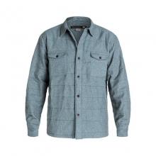 Men's Ridgewood Long Sleeve Shirt Jacket by Quiksilver