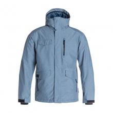 Mens Raft Jacket - New Dark Denim Large by Quiksilver