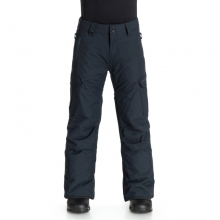 Boys Mission Pant - Closeout Black Small by Quiksilver