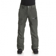 Mens Dark & Stormy 15K Snow Pant - Sale Black Large by Quiksilver