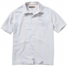 Tilbury Point Shirt Mens - White S by Quiksilver