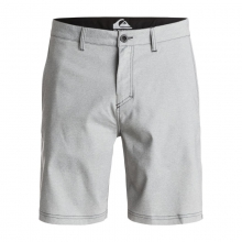 Mens Twill Amphibian 20 Shorts - Closeout Black 38 by Quiksilver