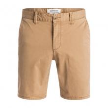 Mens New Echo Chino Shorts - Closeout British Khaki 38 by Quiksilver