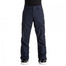 Porter Insulated Snowboard Pant Men's, Navy Blazer, L by Quiksilver