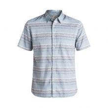 Men's The Aventail Short Sleeve Shirt by Quiksilver